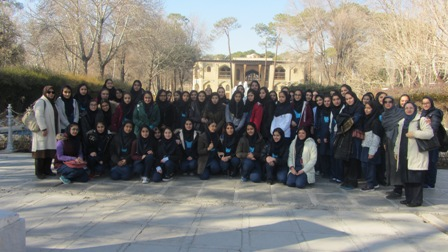 بازديد از اماكن ديدني شهر اصفهان