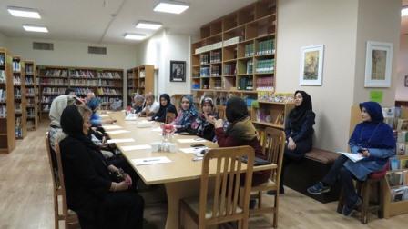 جلسه توجیهی اردوی دانش آموزان پایه دوازدهم